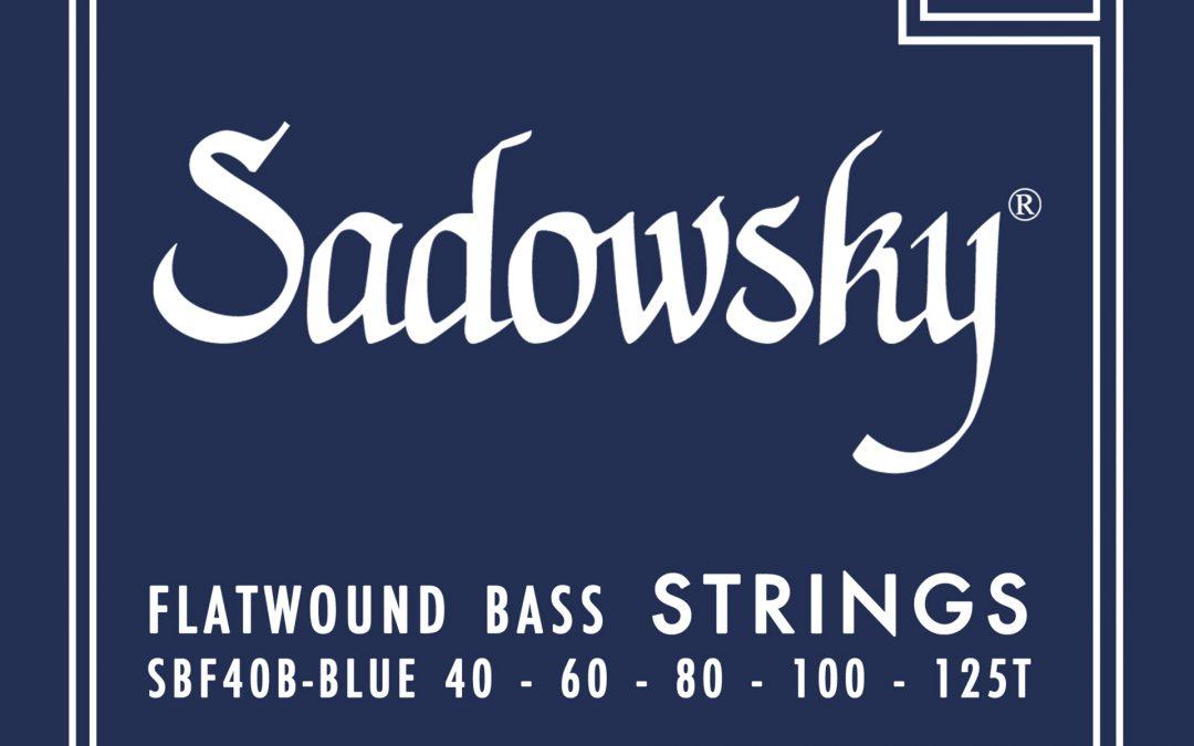 Sadowsky Saiten für Bässe und Gitarren