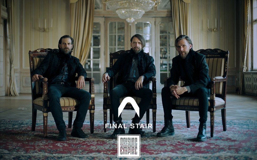 FINAL STAIR unterzeichnen Vertrag mit Arising Empire & veröffentlichen neue Single 'Headgames'