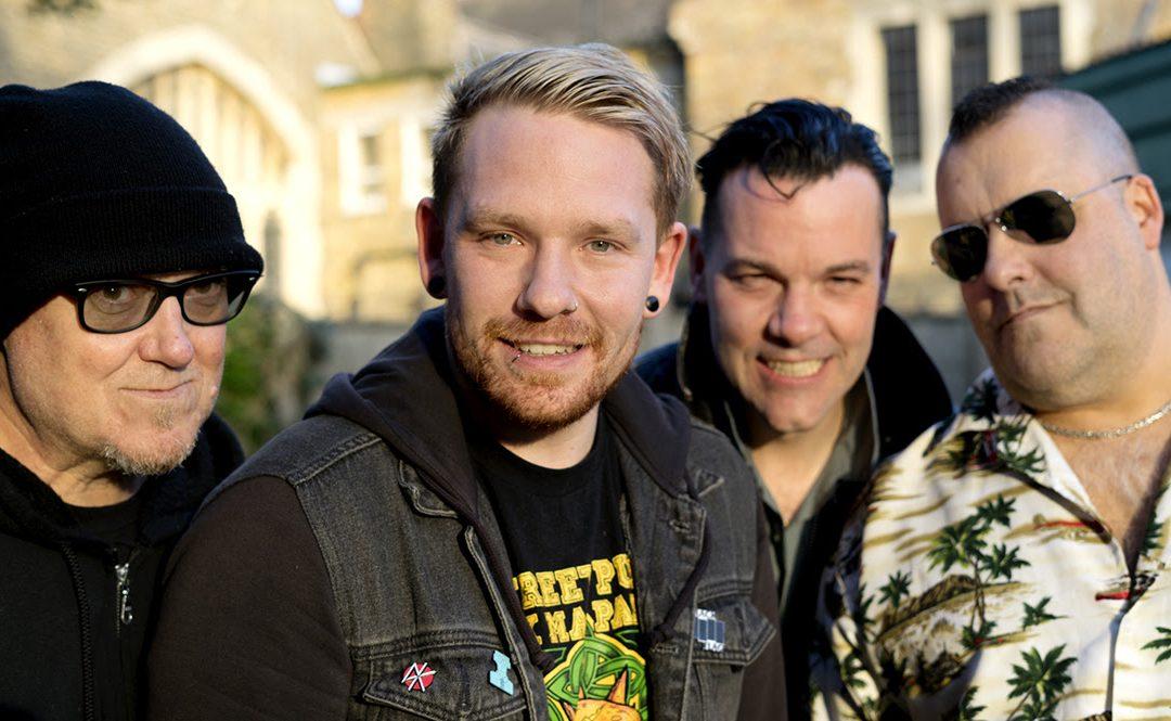 PETER AND THE TEST TUBE BABIES – neues Album »Fuctifano« erschienen, Lyric-Video zu 'Screwed Down' veröffentlicht