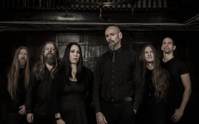 "MY DYING BRIDE – Aaron Stainthorpe und Andrew Craighan diskutieren neuen Song ""To Outlive The Gods"" und das dazugehörige Video, ""The Ghost Of Orion"" erschienen"