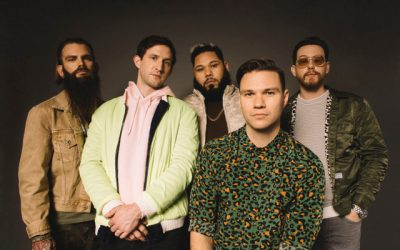 "DANCE GAVIN DANCE – ""Afterburner"""