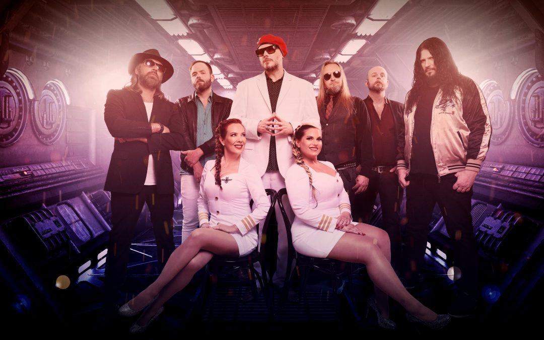 THE NIGHT FLIGHT ORCHESTRA veröffentlichen Musikvideo zu 'Golden Swansdown'