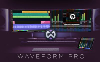 Tracktion kündigt Waveform Pro an