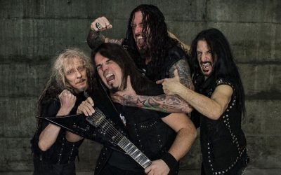 DESTRUCTION kündigen neue Termine für Europa Tournee an