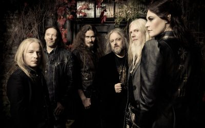 NIGHTWISH kündigen mehr Live-Shows an