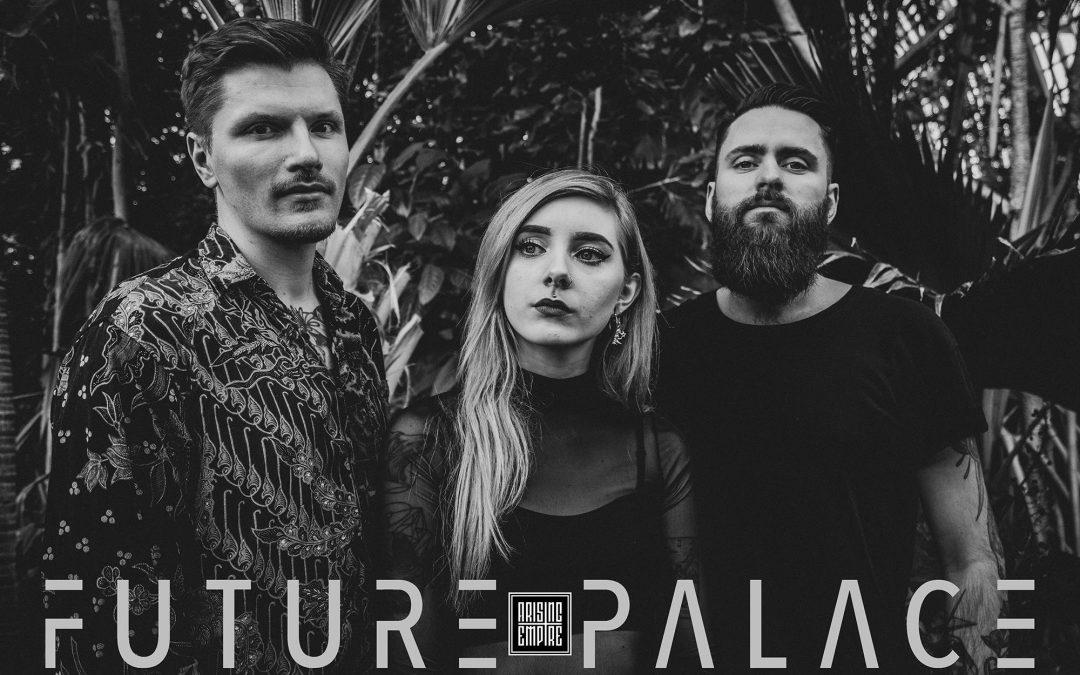 FUTURE PALACE – Lyric-Video zu 'Anomaly' jetzt auf  dem YouTube-Kanal