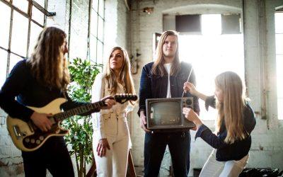 """BLUES PILLS verschieben ihr neues Album """"Holy Moly!"""""""