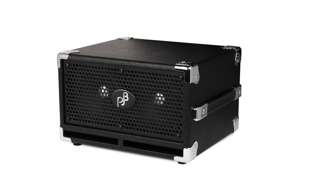 Phil Jones Bass C2 – Compact 2 Bass Cabinet, 2×5″, 200 Watt