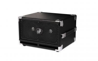 Phil Jones Bass C2 – Compact 2 Bass Cabinet, 2×5″, 200 Watt