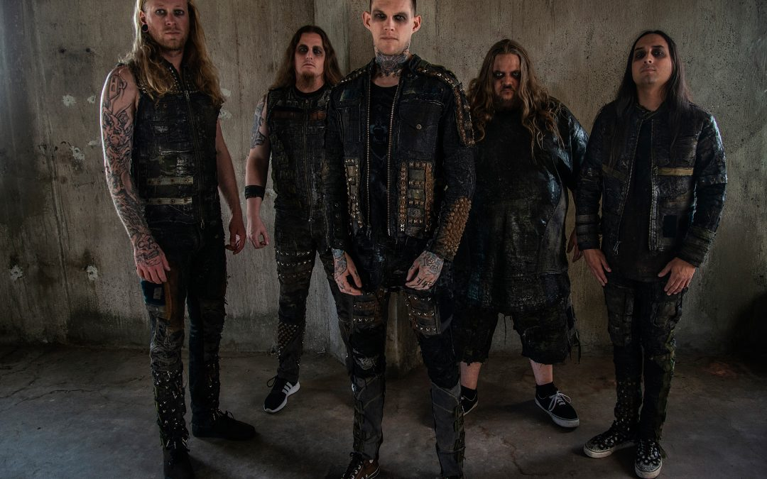 """CARNIFEX – """"Cursed (Isolation mix)"""" OUT NOW"""