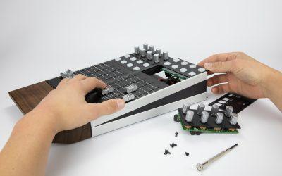 MakeProAudio liefert MakeHaus – das Modulsystem zum Selbstbau von individuellen Controllern und Instrumenten