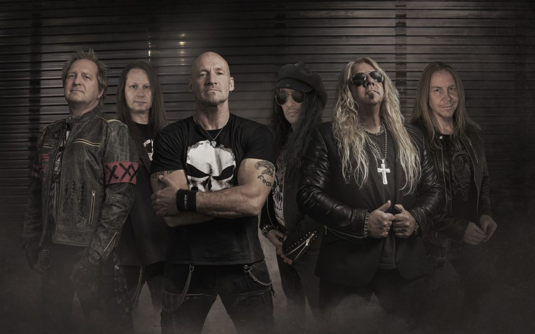 """PRIMAL FEAR kündigen ihr neues Studioalbum """"Metal Commando"""" für den 17. Juli an"""