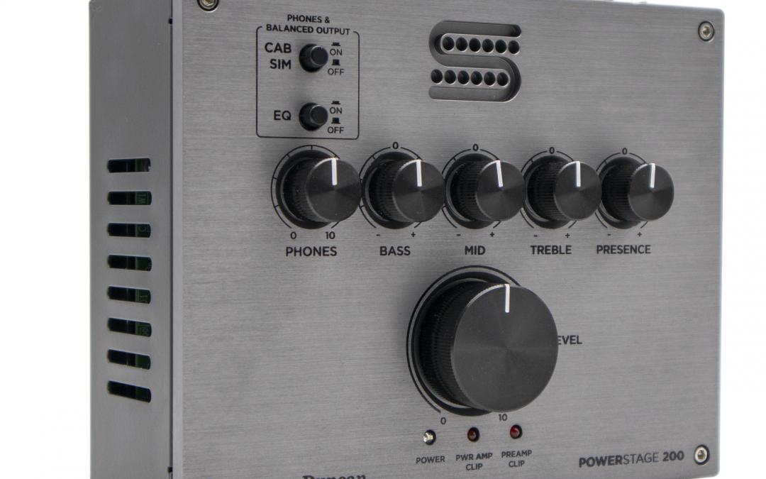Seymour Duncan PowerStage 200 – Guitar Power Amp