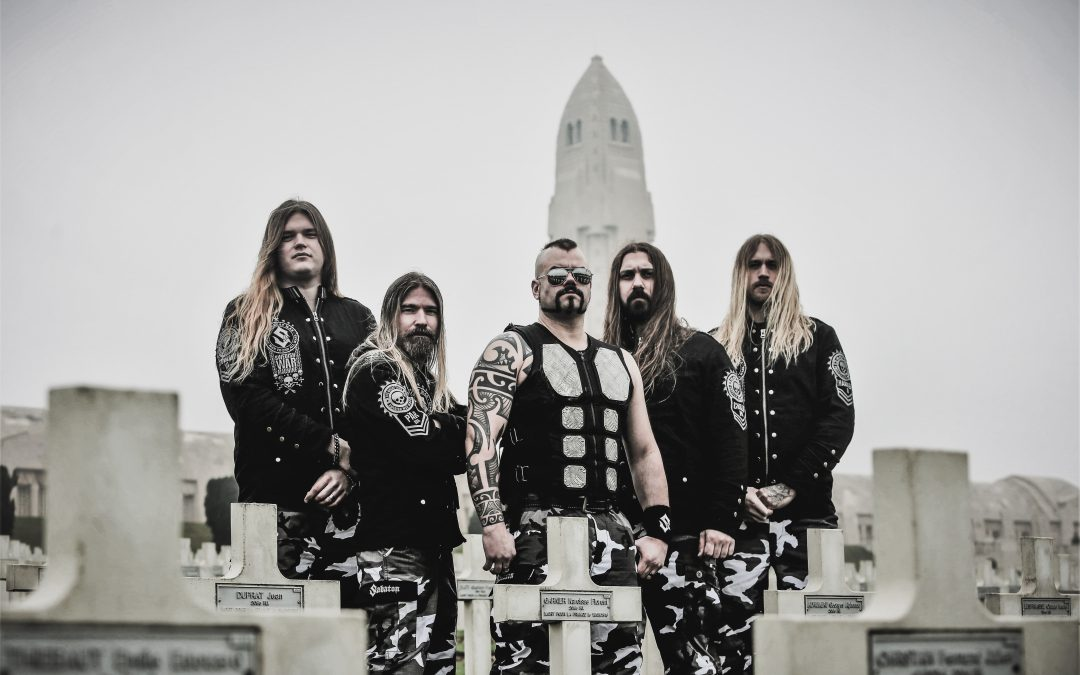 SABATON veröffentlichen Live Version von 'The Attack Of The Dead Men' featuring RADIO TAPOK