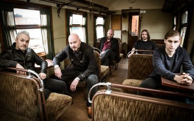 SOILWORK präsentieren Drum Playthrough Video zu 'Death Diviner'