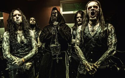 "BELPHEGOR kündigen ""Death Magick Over Europe"" Tour an"