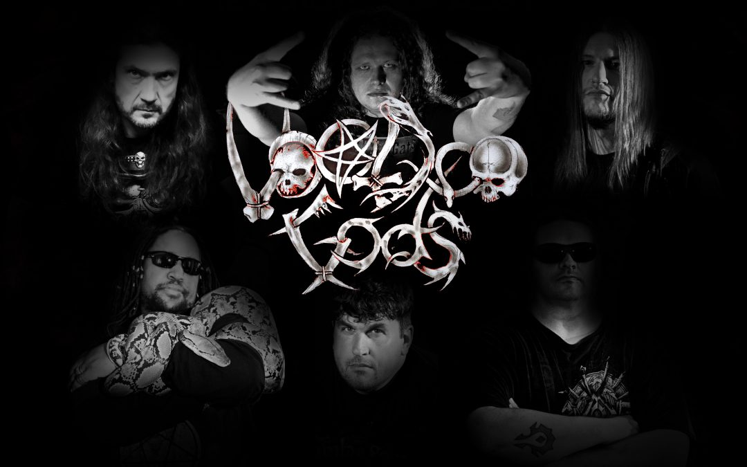 "VOODOO GODS neues Album ""The Divinity Of Blood"" erschienen"