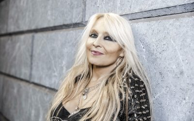 DORO kündigt neue Single 'Brickwall' an