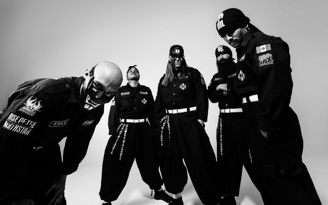 """RISE OF THE NORTHSTAR neue EP """"Live In Paris"""" erschienen + neues Live Video 'Samurai Spirit'"""