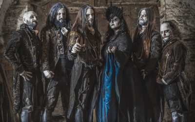 FLESHGOD APOCALYPSE streamen komplettes Konzert live aus dem Bloom Studio am 1. August