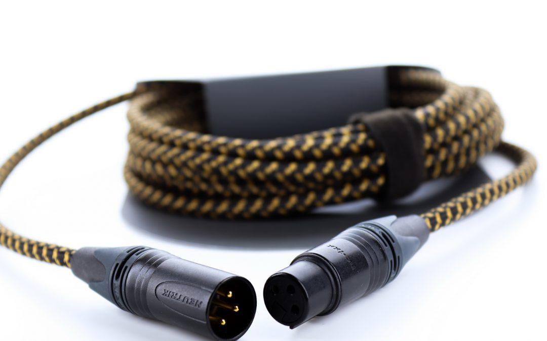 Cordial präsentiert spezielle Edition 25 Kabel zum Firmenjubiläum