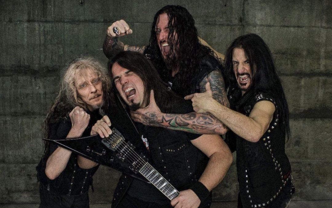 Destruction kündigen neue Tourdaten an, Special Guest: BURNING WITCHES