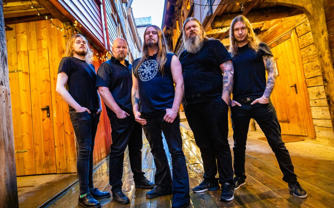 ENSLAVED verkünden neues Datum für den Summer Breeze 'Utgard – The Journey Within' Release-Event + Live Q&A auf Facebook