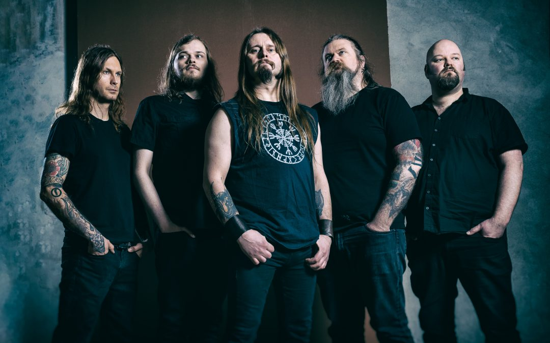 ENSLAVED enthüllen neue Single 'Urjotun' mit psychedelischem Video
