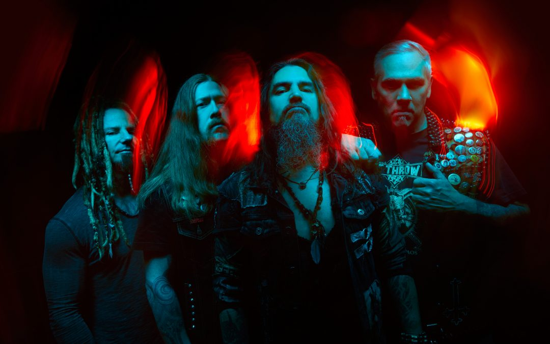 MACHINE HEAD präsentieren Lyricvideo zu brisanter neuer Single 'Bulletproof'