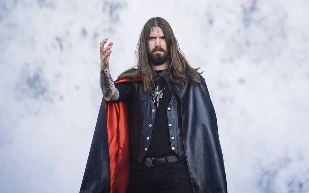 HJELVIK unterschreibt Vertrag bei Nuclear Blast, kündigt neue Band + erstes Album an