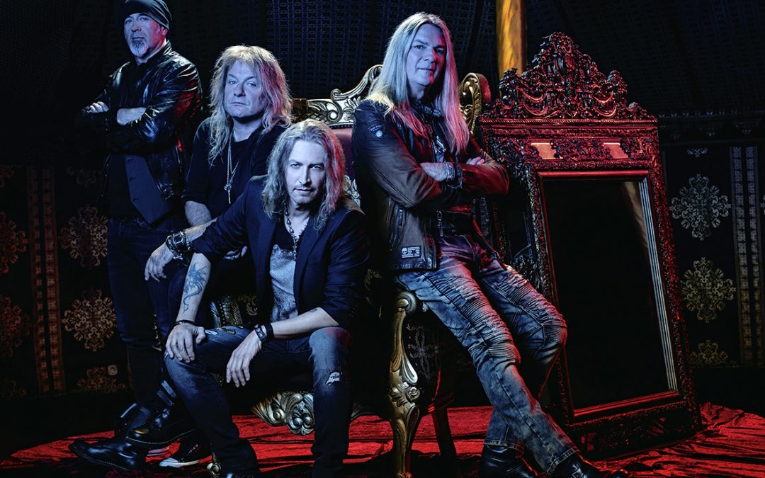 "GOTTHARD – ""Steve Lee – The Eyes Of A Tiger: Im Memory Of Our Unforgotten Friend!"""