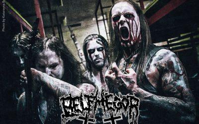 """BELPHEGOR veröffentlichen re-recorded Version von """"Necrodaemon Terror Sathan"""" [digital single only]"""