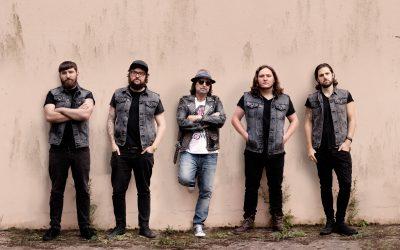 """PHIL CAMPBELL AND THE BASTARD SONS kündigen neues Album """"We're The Bastards"""" für den 13. November an, neue Single """"Son Of A Gun"""" erschienen"""
