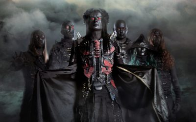 CRADLE OF FILTH kündigen Live Stream aus der St. Mary's Church in Colchester an – 30. Oktober 2020 / 23.00 CEST