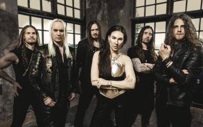 """AMARANTHE veröffentlichen """"Archangel"""" + zeigen das Musikvideo zur dritten Single von """"Manifest"""""""