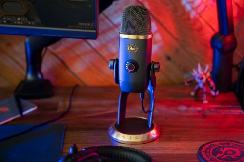 USB-Mikrofon Yeti X World of Warcraft® Edition von Blue