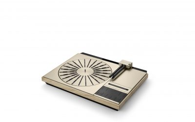 Bang & Olufsen präsentiert den Plattenspieler Beogram 4000c