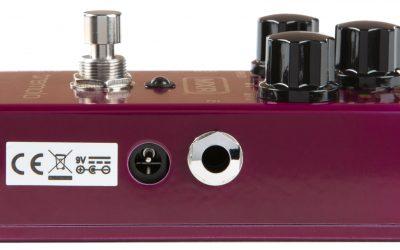 MXR FOD Drive (M251) – Overdrive & MXR Tremolo (M305) – Multi-Mode Tremolo