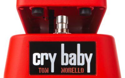 Dunlop CBM535AR – Cry Baby Mini 535Q Auto-Return Wah & Dunlop TBM95 – Tom Morello Cry Baby Wah