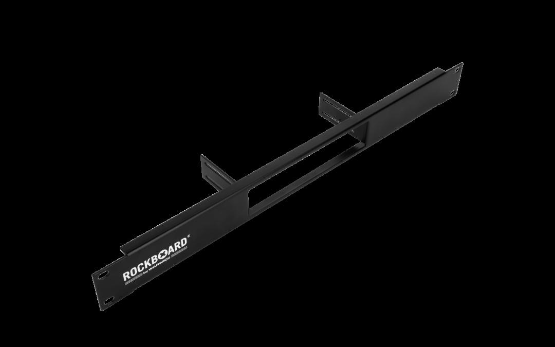 RockBoard 19″ Rack Panel Single (1U) – Rack Mount For One RockBoard MOD & 19″ Rack Panel Double (1U) – Rack Mount For Two RockBoard MODs