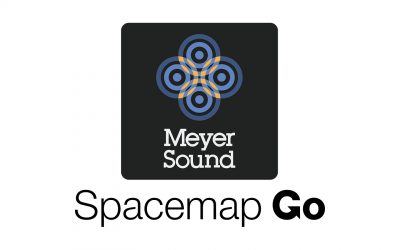 Spacemap Go – Meyer Sound bringt innovatives Tool für Spatial Sound Design und Mixing auf den Markt