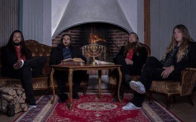 MAJESTICA veröffentlichen Video zur ersten Single 'Ghost Of Christmas Past'