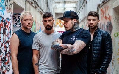 ENGST veröffentlichen neue Single/Video 'Alle tragen Schwarz' vom neuen Album »Schöne neue Welt«