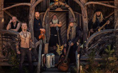 KORPIKLAANI veröffentlichen erste Single & Musikvideo zu 'Leväluhta'