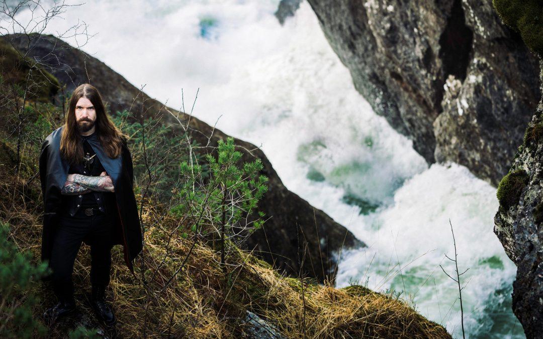 HJELVIK veröffentlicht dritte Single und Video zu 'Glory of Hel'