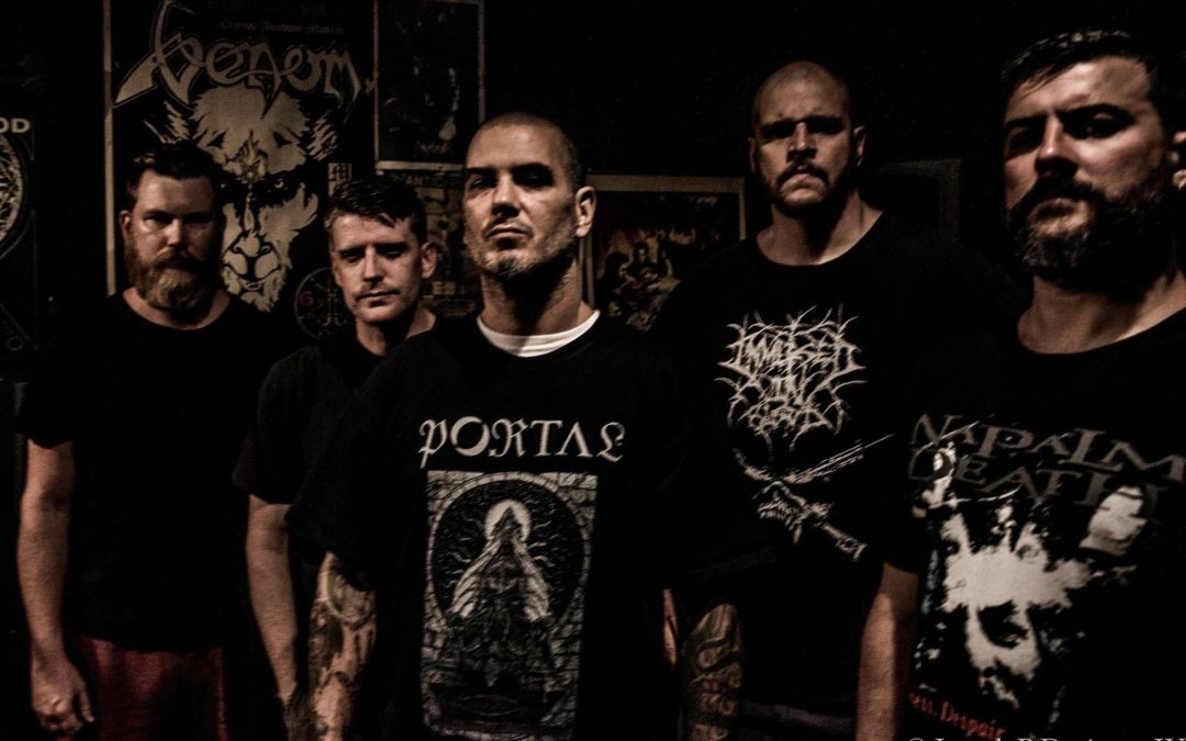 """SCOUR veröffentlichen Playthrough zu """"Doom"""" in Kooperation mit der Black Metal Series von ESP Guitars USA, The Black EP erschienen"""