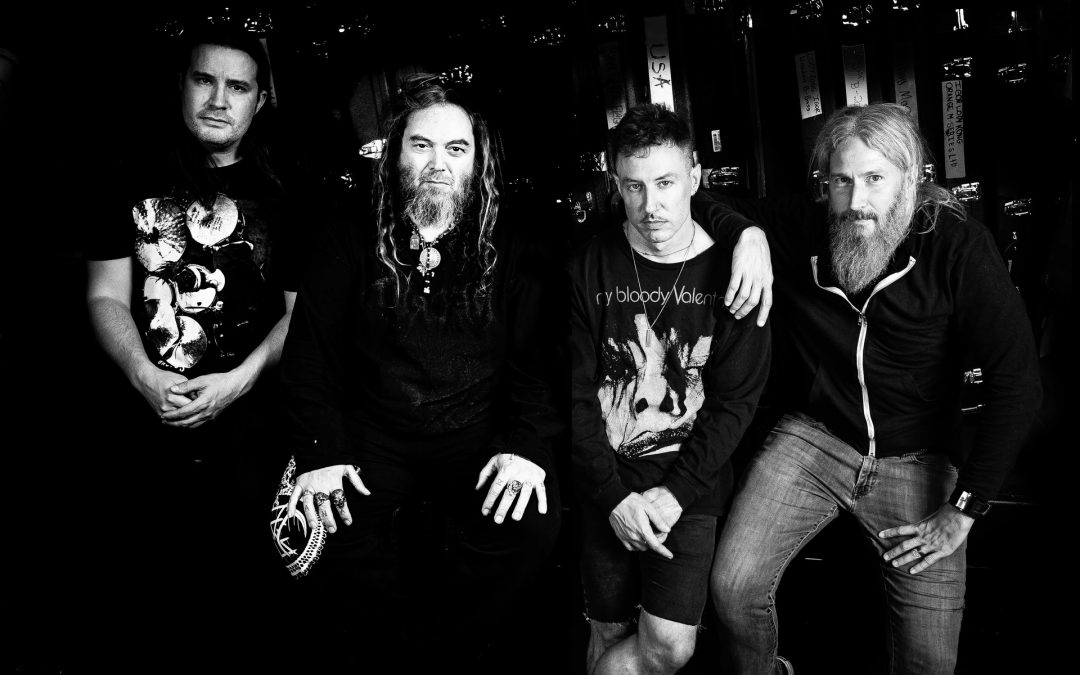 KILLER BE KILLED debütieren mit 'Inner Calm From Outer Storms'
