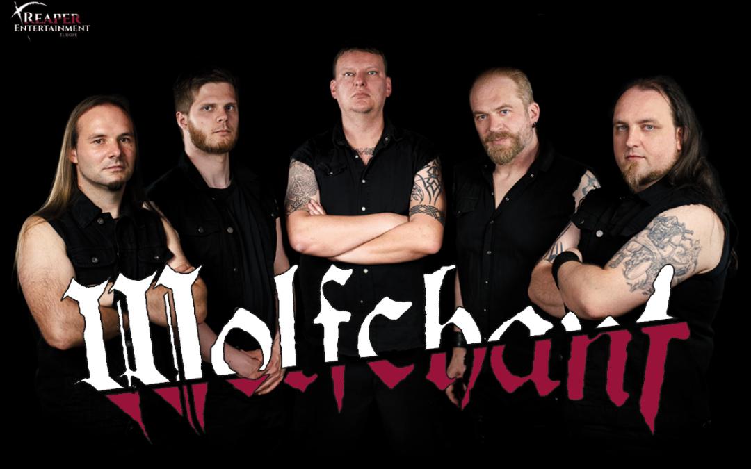 """WOLFCHANT veröffentlichen neuen Song & animiertes Video """"70000 Tons Of Metal"""""""