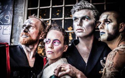 Weihnachten mit The Metafiction Cabaret – Neuer Song und Video