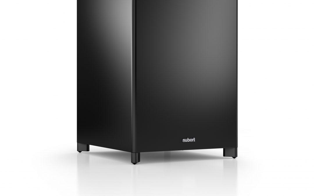 Kraftpaket für Bassliebhaber – Nuberts neuer Tieftonturbo nuSub XW-1200